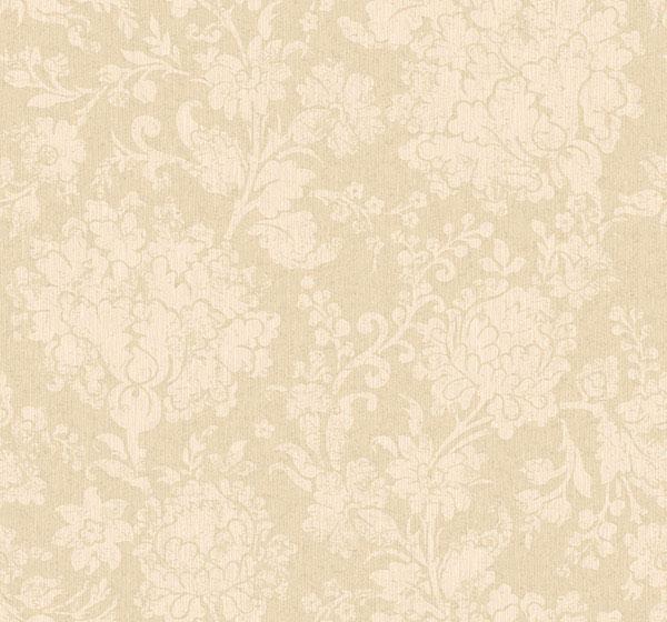 维思戴克壁纸美式田园暗花墙纸 金属拉丝面古铜大尺寸