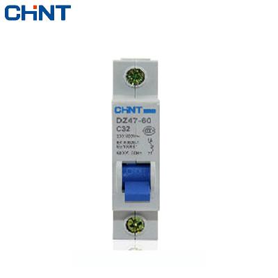 小型断路器dz47 1p 32a单进单出空开/ 家用空气开关|压板接线板