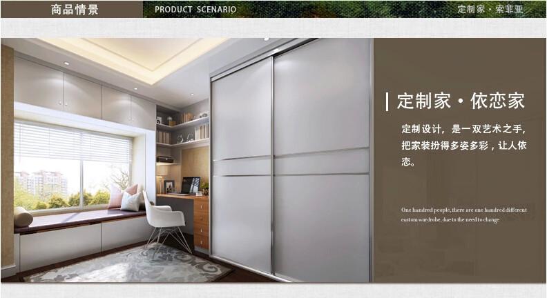衣柜办公台组合图片_东莞市耀邦家私有限公司睡床餐桌办公台书