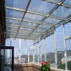 【万增门窗】家庭阳光房供应 上海杨浦区铝合金万增阳光房