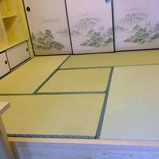 唐蕴和室/棕芯榻榻米/踏踏米/tatami/高级棕垫床垫/飘窗垫3cm厚
