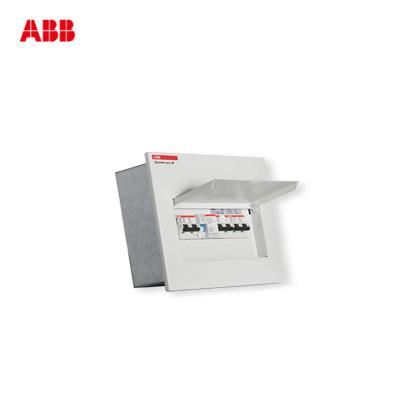 abb 强电箱 空开箱 漏电箱 暗装配电箱 8回路 acm8-fnb-en