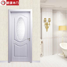 欧派房门OPM-016环保静音王系列 实木复合门室内套装门