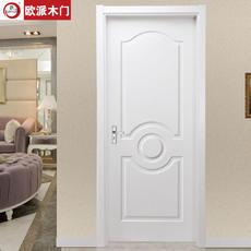 欧派房门OPM-017环保静音王 室内门 木门 套装门