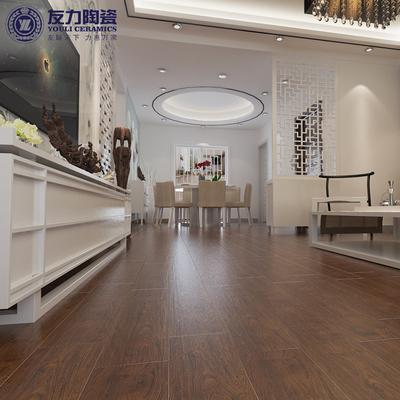 友力陶瓷 木纹砖瓷砖 150 600 地砖 客厅瓷木地板砖 3dyf156603