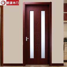 欧派房门OPM-078环保静音王系列 实木复合门室内套装门