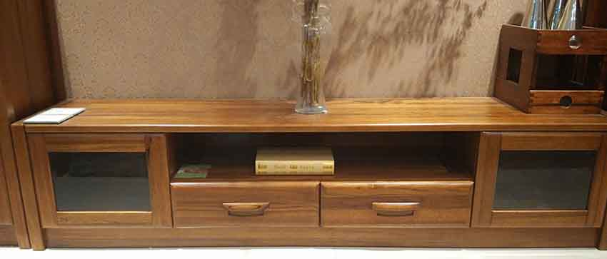 酒柜单门高低柜玻璃柜正品发货  原然·虎斑木全实木系列在设计研发时