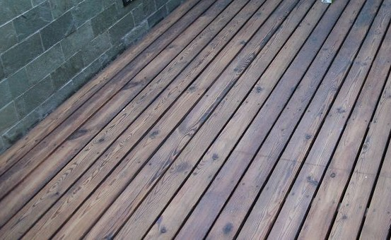 绿泽防腐木|深度炭化木|凉亭|地板【图片