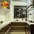 奥佳·圣玛力诺橱柜 晶钢板(有框)+石英石台面+ 实木颗粒板柜体