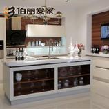 【白金汉宫】佰丽爱家橱柜 金属烤漆 整体厨房定制