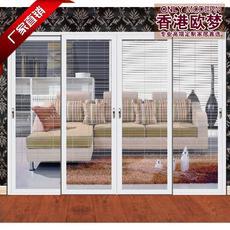 厕所移门 推荐产品:香港欧梦 白色 室内门 移门 中空门 隔断门 中空