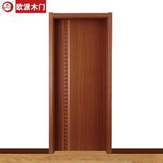 欧派房门OPM-104环保静音王系列 实木复合门室内套装门