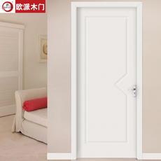 欧派房门OPL-014简爱格调 实木复合室内门 木门 套装门