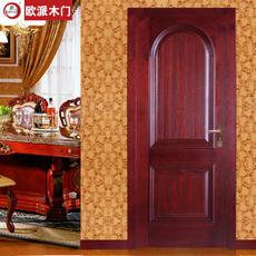 欧派房门荣耀系列OPS-059实木复合烤漆门 室内套装门