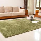 卡比特高档欧式客厅卧室地毯 纯色  多色可选 130*190cm 厚度20mm
