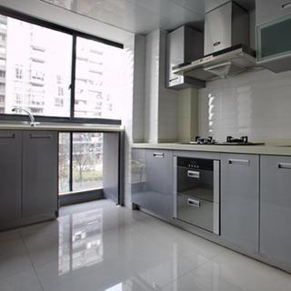 简约风格三居室厨房装修效果图_齐家网装修效果图