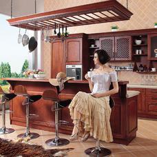 奥佳·圣玛力诺橱柜 春华秋实 美国橡木 整体橱柜 |高端 大气