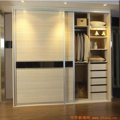 实木生态板衣柜【图片 价格 品牌 评论】-杉木板衣柜