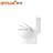 【安华卫浴】 喷射虹吸式马桶 节水座便器 超强冲力AB1378 | 全国包邮 偏远地区除外