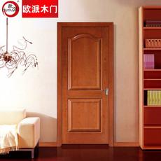 欧派房门荣耀系列OPS-508实木复合烤漆门 室内套装门