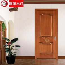 欧派房门荣耀系列OPS-516实木复合烤漆门 室内套装门