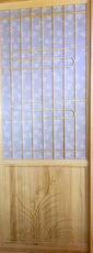 唐蕴和室/榻榻米/和室推拉门移窗/护板移门/雕花门/手工工艺门/实木障子门