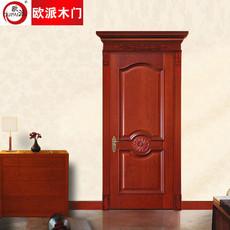 欧派房门荣耀系列OPS-513实木复合烤漆门 室内套装门