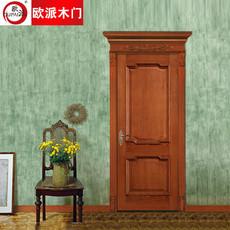 欧派房门荣耀系列OPS-514实木复合烤漆门 室内套装门