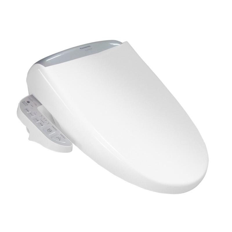 松下 银白色抗菌材料抗菌表面处理智能盖板 马桶