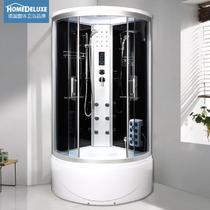 移门式弧扇型 F901淋浴房