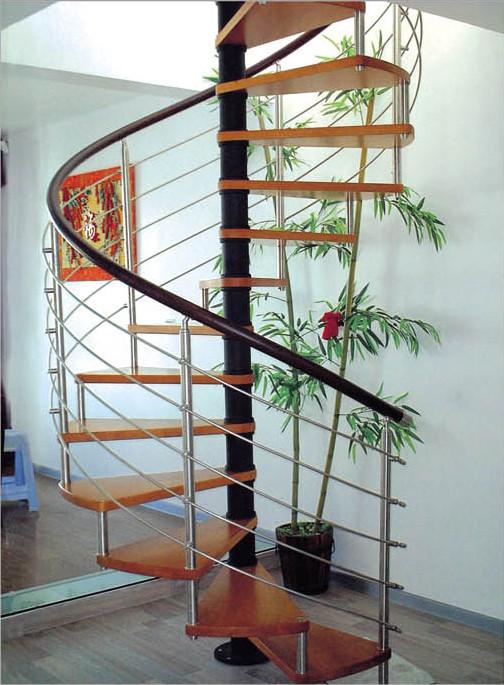 康辉 钢折叠梯 钢木楼梯楼梯