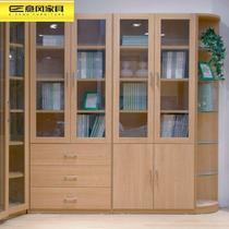 人造板刨花板/三聚氰胺板成人简约现代 书柜