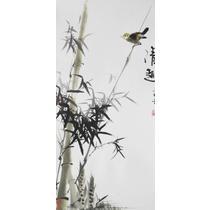 无框独立植物花卉 GHZ00017国画