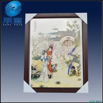 陶瓷田园 pybh085瓷板画
