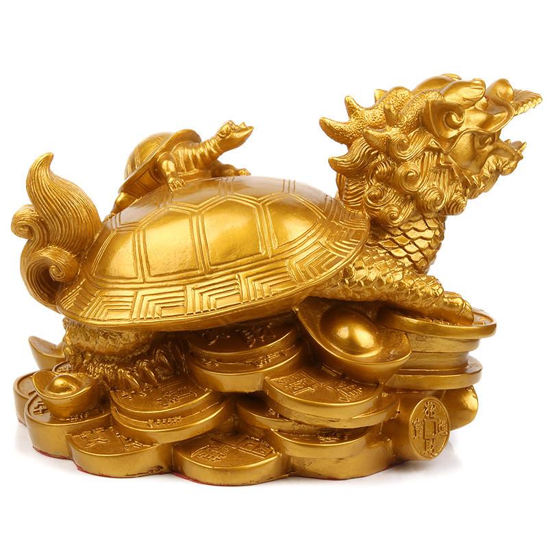 吉善堂 树脂动物辟邪现代中式 摆件