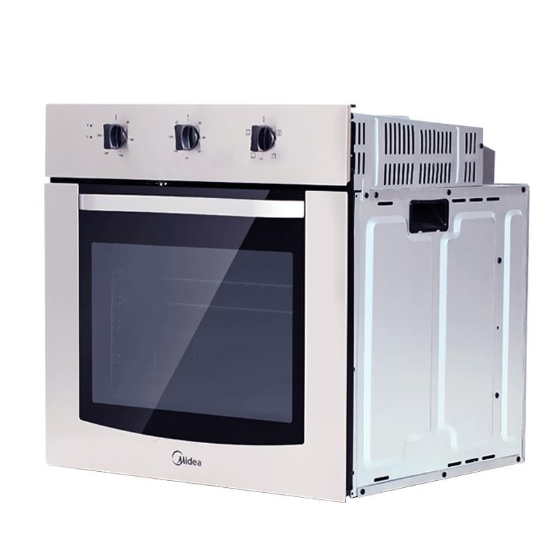 美的 银灰全国联保电脑式立式 电烤箱