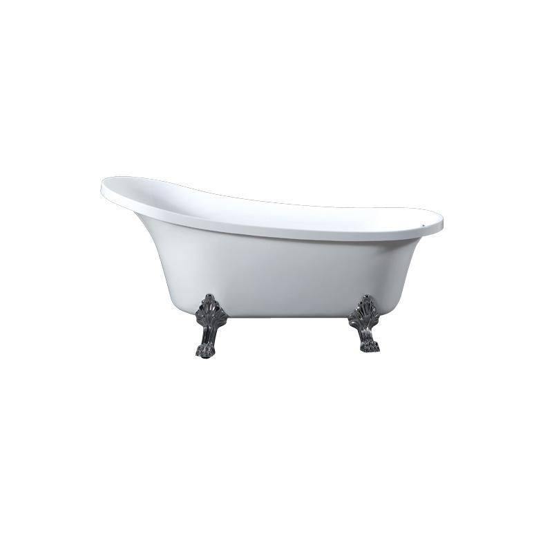 乐可意 亚克力8889浴缸独立式 浴缸