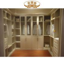 投影面积 衣柜柜体/E1级实木多层夹板依莱特定制衣柜定制衣柜