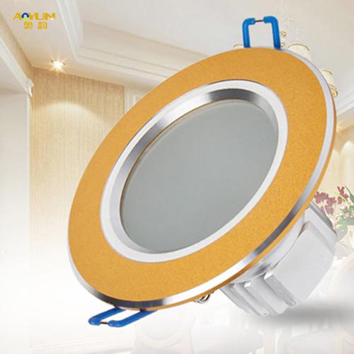 奥韵 铝led op0607筒灯