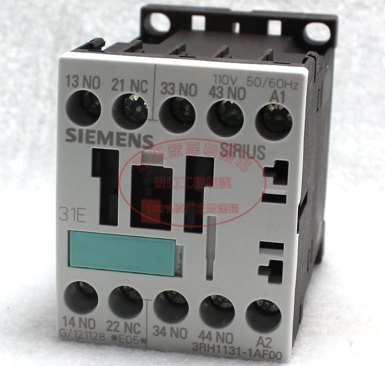 西门子 转换型 3RH1131-1AF00继电器