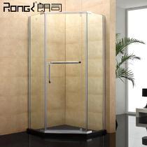 开放式钻石形 淋浴房