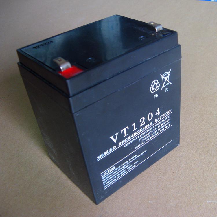 沃塔 照明用 12V4AH蓄电池蓄电池