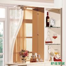 楠木色茉莉花白密度板/纤维板框架结构拆装植物花卉欧式 壁炉