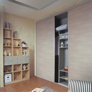 索菲亚 柜体/平米柜门/平米人造板密度板/纤维板成人简约现代 衣柜