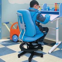 金属钢支架结构多功能抽象图案韩式 儿童椅
