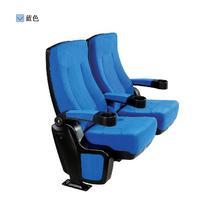 蓝色紫色 礼堂椅