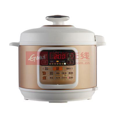 美的 双胆0—24小时电脑版 MY-13PLS508A电压力锅