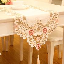 布植物花卉欧式 09809桌旗桌旗