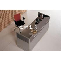 人造板组装长方形 HH19-01接待台