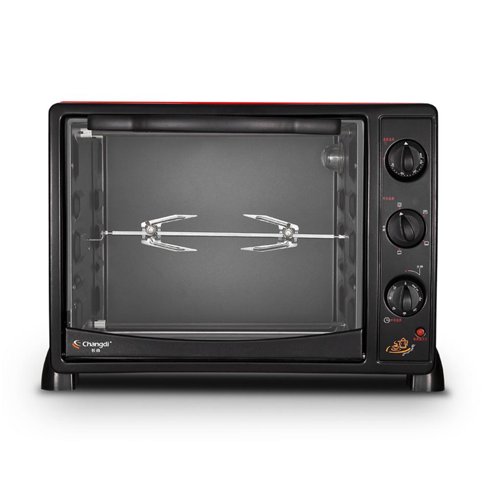 长帝 机械版台式 CKF-25BL电烤箱
